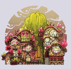 May and June by Ewreilyn.deviantart.com on @deviantART