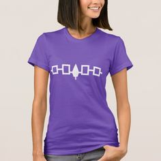 Iroquois Flag T-Shirt indians Hiawatha Belt Native American Confederacy Tribe Tribes seal