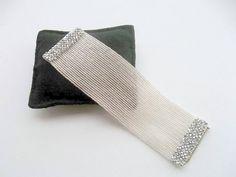 Jewelry Herringbone Beadwork bracelet Birthday от GULDENTAKI