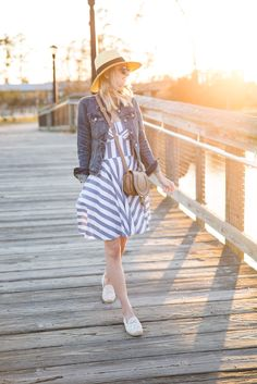 Little Blonde Book by Taylor Morgan | A Life and Style Blog : Polka Dots & Stripes