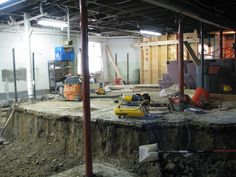 Beautiful Digging Out Crawl Space for Basement