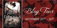 HUNTING PRINCE DRACULA | BLOG TOUR REVIEW + GIVEAWAY