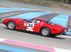 RaceCarAds - Race Cars For Sale » Bizzarrini GT Strada 5300 for sale