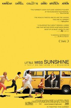 Little Miss Sunshine - Film Poster