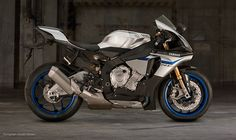 2016 Yamaha YZF-R1M Supersport Motorcycle - Model Home