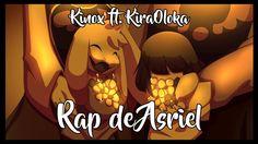 RAP DE ASRIEL (Undertale) | Kinox ft Kira0loka Rap, Videos Anime, Bowser, Youtube, Table Lamp, Wallpaper, Character, Decor, Piglets