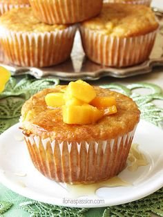 Banana Quinoa Mango Muffins Recipe | Yummly