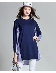 8f02532511dde Women s Going out Casual Daily Beach Vintage Simple Spring Summer  Shirt