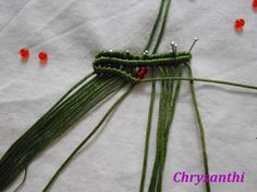 5 Macrame Tutorial, Macrame Patterns, Jewelry Crafts, Bobby Pins, Weaving, Jewelry Making, Hair Accessories, My Favorite Things, How To Make