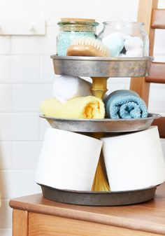 The best bathroom organization tips for your home!