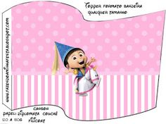 Despicable Me Girls - Flag