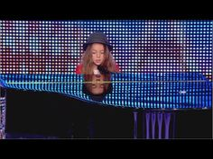 Erza, 8 years old, sings 'Papaoutai' by Stromae - France's Got Talent 2014 audition - Beautiful cover