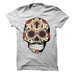 Sugar Skull Guy T Shirts, Hoodies. Check price ==► https://www.sunfrog.com/LifeStyle/Sugar-Skull--Guy.html?41382