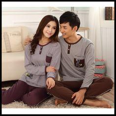 Couples Matching Pajamas Promotion-Shop for Promotional Couples Matching  Pajamas on Aliexpress.com 9c3c3808d