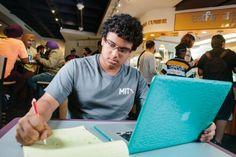 """Freshman Ahaan Rungta began solving problems through MIT's OpenCourseWare (OCW) at age five. """"OCW is more than a school. Boot Camp, Online Math Courses, Fun Math Games, My High School, Middle School, Maths Puzzles, Instructional Design, Quantum Mechanics, Calculus"""