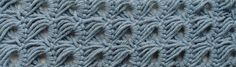 Follow this tutorial to make a fun bracelet and learn the broomstick lace crochet stitch. Even though it looks intricate it's actually quite a simple stitch so jump in and give it a go.
