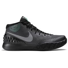 Nike Kyrie 1 Black/Grey/Green/Silver $110