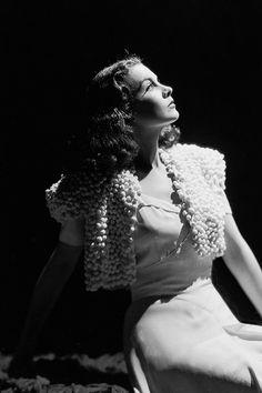 Vivien Leigh, photo by Laszlo Willinger, 1940