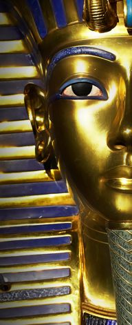 King Tut - I remember seeing this exhibit in Toronto a long time ago. It was unbelievable!