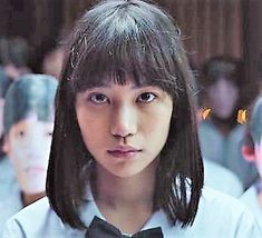 "'Kitty' Chicha Amatayakul in ""Girl From Nowhere"" Netflix, Pretty Asian Girl, Thai Drama, Aesthetic Girl, Girl Names, About Hair, Actors & Actresses, Cute Pictures, Beautiful Women"