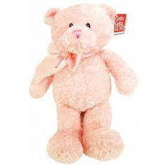 Cute pink soft teddy bear!