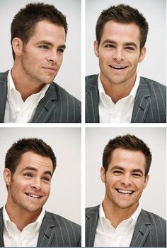 idk bout u but Chris pine is in every single perfume advert