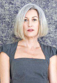 granny oma Grey haired