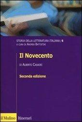 Il Novecento / Alberto Casadei - Bologna : Il Mulino, cop. 2013