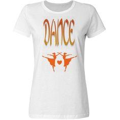 Dance Tee   CUTE AS A GIFT