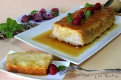 Flan, French Toast, Cheesecake, Sweets, Breakfast, Desserts, Top, Bread Puddings, Puddings