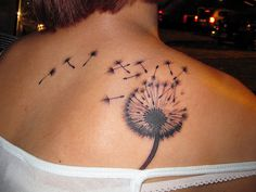 Make a Wish tattoo