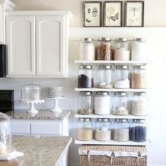 32 Modern Rustic Farmhouse Kitchen Decor Ideas, Be sure to think about your requirements and what is going to work best for your kitchen prior to making your purchase. A farmhouse kitchen is connect. Farmhouse Style Kitchen, Rustic Farmhouse Decor, Rustic Kitchen, New Kitchen, Farmhouse Kitchens, Vintage Farmhouse, Farmhouse Ideas, Rustic Decor, Kitchen Pantry