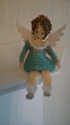 My beaded Angel