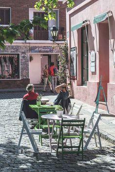 Colonia Del Sacramento, Uruguay. heneedsfood.com.