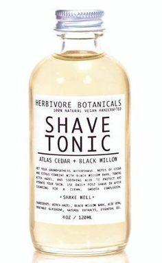 Herbivore Botanicals Shave Tonic | USA