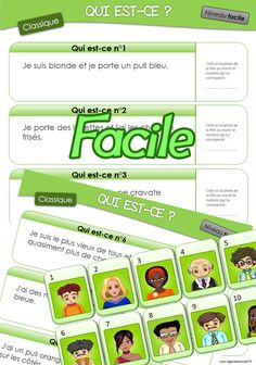 French Expressions, French Class, French Language Learning, Daily 5, Learn French, Comprehension, Teaching Resources, Activities For Kids, Education
