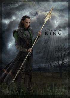 Born to be king by eleathyra.deviantart.com on @deviantART-------------------AMAZING!