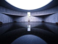"Three Art Museums ""water"" by Itami Jun in Jeju, Korea"
