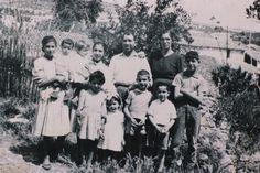 Una famiglia campidanese