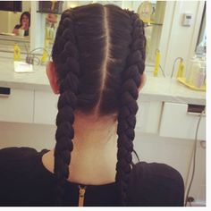 1000 ideas about two dutch braids on pinterest dutch for A tamara dahill salon