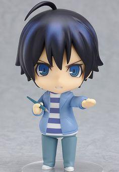 anime nendoroid figure | Nendoroid Moritaka Mashiro(anime/manga action figure)/Aikoudo -Action ...