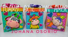 Weird Gifts, Paper Piecing, Ideas Para, Lunch Box, Scrap, Lettering, Cute, Pattern, Painting