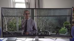 Review: LG's 34 UltraWide curved monitor is great for movies and video editing workflows