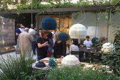 El pasado viernes 14 de junio, y en el marco de la Barcelona Design Week, el showroom de Marset acogió su fiesta de verano, una ocasión para presentar su nueva colección rodeados de amigos. Y también fue el momento ideal para que los ganadores de nuestro concurso