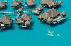 St Regis Resort - Bora Bora...LUV LUV LUV.