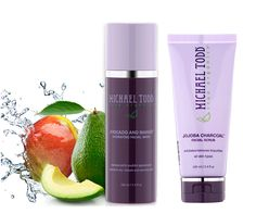 365 Days of Beauty from NewBeauty 10/10: Enter to Win this Michael Todd Organics bundle worth over $200! #win #giveaways