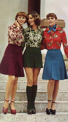 1970's Christmas Fashion | UnderTheChristmasTree.co.uk |
