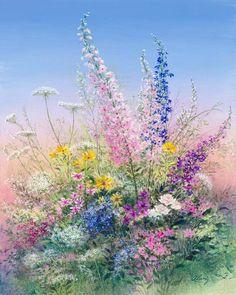 Arnold Alaniz. Door County bouquet