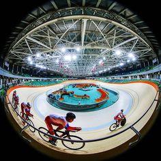 Rio 2016 Olympic Velodrome photo Graham Watson