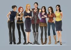 silverchimaera:    magesmagesmages:    fictionaladyfeels:    vylla-art:    The Girls of Phase One.  Alternate Title: Sif and her six tiny new friends.    I accept the alternate title    AAAAAH PERFECTION    THIS IS EVERYTHING I ALWAYS WANTED IN MY LIFE